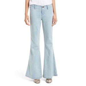 Free People Jolene Flare Jeans!